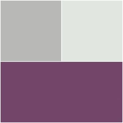 chambre violet aubergine couleur violet aubergine photos de conception de maison