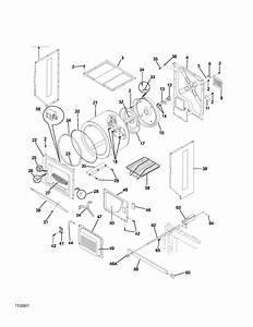 Kenmore Laundry Center Parts