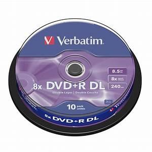 Double Layer Dvd : dvd r double layer 10pk dvd optical media data storage ~ Kayakingforconservation.com Haus und Dekorationen
