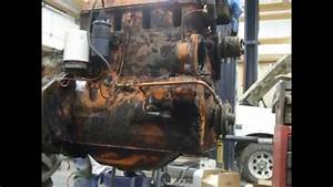 Allis Chalmers D14 Engine Overhaul Picture Slideshow