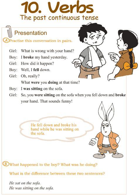 past progressive tense worksheets for grade 3 worksheet