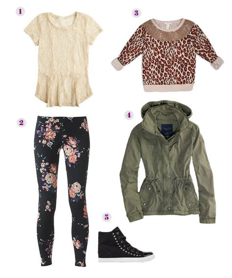 Tween Girl Spring Fashion my oldest would love all of this!   CUTECLOTHES!   Pinterest   Tween ...