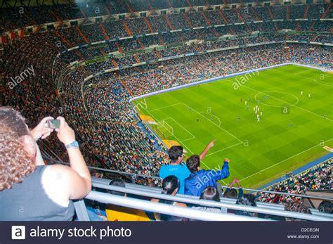 Real Madrid Football Stadium