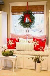 Christmas Bedroom Decorations on Pinterest
