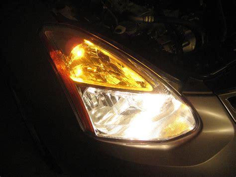 nissan rogue headlight bulbs replacement guide 025