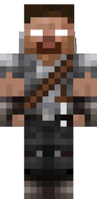 hunter herobrine nova skin