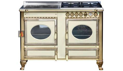 piano de cuisson bois gaz et 233 lectrique 120cm avec 1