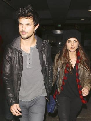 Marie Avgeropoulos: Dating Taylor Lautner! - The Hollywood ...
