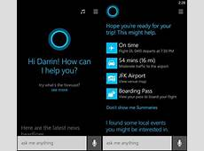 Digital Assistant Showdown Cortana vs Siri vs Google
