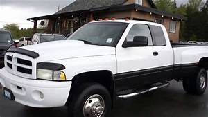 1998 Dodge Ram 3500 Dually 24 Valve Cummins Diesel 4x4 At