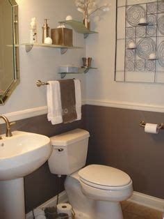 Guest Half Bathroom Decorating Ideas by 1000 Images About Powder Room Decor On Pinterest Powder