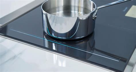 citxwb thermador masterpiece freedom  induction cooktop automatic pot detection