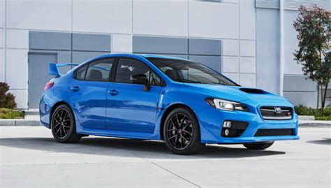 subaru serieshyperblue wrx sti review top speed