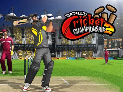 world cricket chionship 2 v2 5 2 apk mod coins
