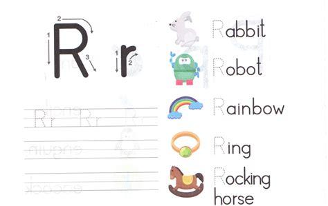 R Worksheets Alphabet Kindergarten R Best Free Printable Worksheets