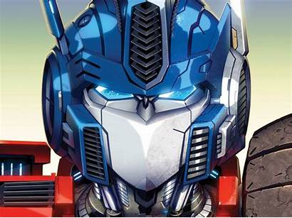 Transformers Ongoing Optimus Prime Comics Generation Comic