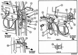 Where Do I Get A Diagram For A Door Latch On A 1996 Ford