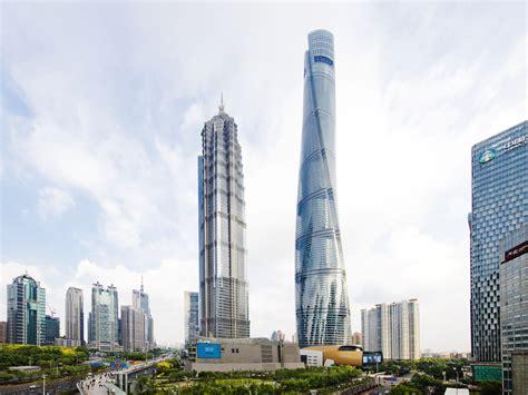 Gallery Gensler Shanghai Tower Named Ctbuh Best