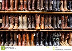 wall of cowboy boots royalty free stock photo image With cowboy boot warehouse