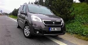 Peugeot Partner Tepee 1 6 Hdi Zenithtesti