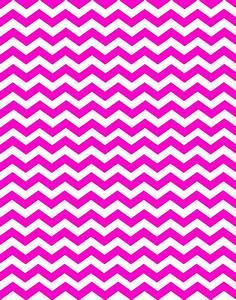 Pink and White Chevron Wallpaper - WallpaperSafari