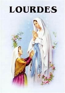 Imágenes de la Vírgen de Lourdes con frases para el 11 de febrero Información imágenes