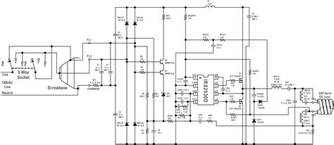 Compact Fluorescent Pin Wiring Diagram Library