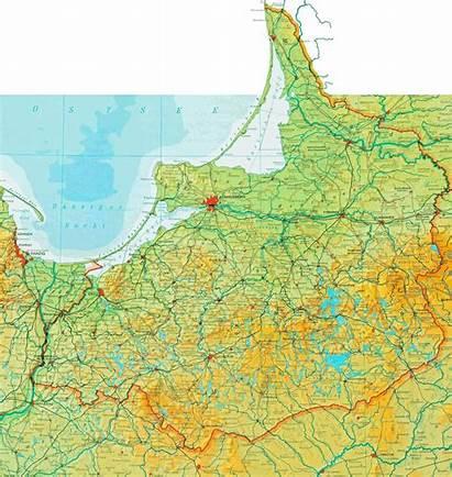 Ostpreussen Karten Familienforschung Rimek Prussia East Gross