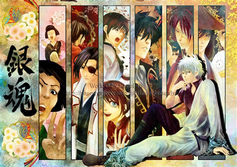 gintama gintama fan art  fanpop