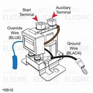 Redarc Smart Solenoid Wiring Diagram