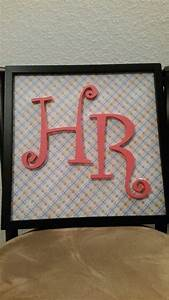 cheap 12x12 frame scrapbook paper and painted wooden With scrapbook wooden letters