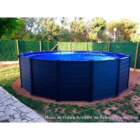 piscine intex graphite solde intex kit piscine graphite intex 4 78 x 1 24m la