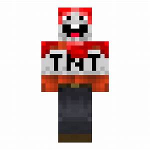 Exploding TNT Minecraft Skin Finder SeusCraft