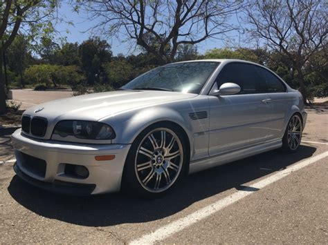 2004 Bmw M3 Coupe 6speed  Bring A Trailer