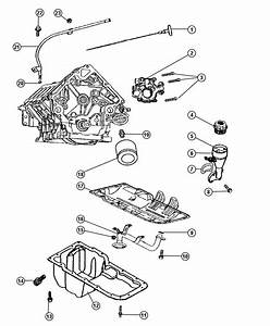 Chrysler Aspen Tube  Engine Oil Indicator