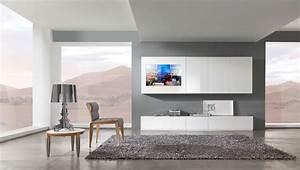 Moderne Tv Möbel : moderne tv m bel wohnzimmer design ideen ~ Michelbontemps.com Haus und Dekorationen