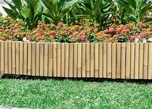 Bordure De Jardin Bois : all e de jardin quelle bordure choisir marie claire ~ Premium-room.com Idées de Décoration
