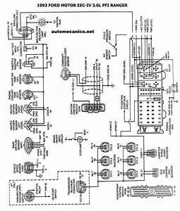 Posicion De Cables De Bujias Ford Ranger
