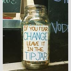 Businesses Are Getting Really Creative With Their Tip Jars  27 Pics