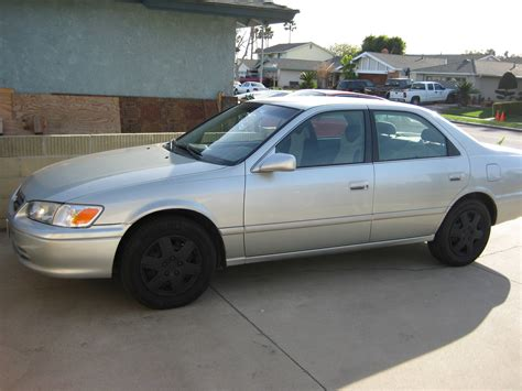 2001 Toyota Camry by 2001 Toyota Camry V Pictures Information And Specs