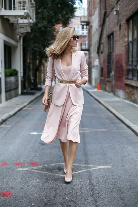 5 Monochromatic Outfits to Wear to the Office u2013 Glam Radar