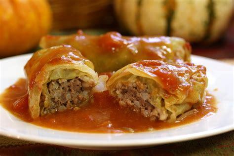 german cabbage rolls classic cabbage rolls saving room for dessert