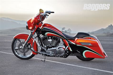 Harley-davidson Street Glide Wallpaper And Background
