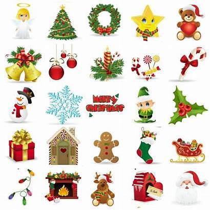 Christmas Bingo Printables Printable Decorations Cutouts Cut