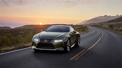 4k Lexus Lc Inspiration Wallpapers