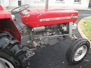 Massey Ferguson 135 Tractor For Sale In Edenderry  Offaly
