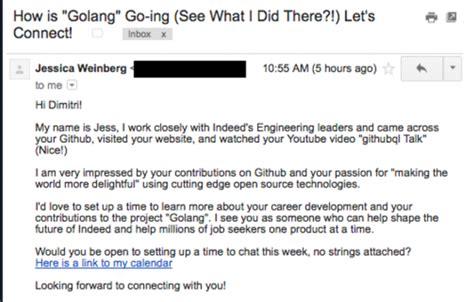 write emails   pro recruiter norbert