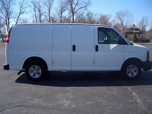 Find Used 2006 Chevy Express 1500 Cargo Van One Owner