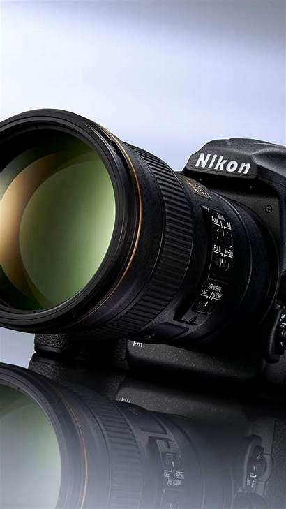 Camera Dslr Nikon Digital 4k Lens D500