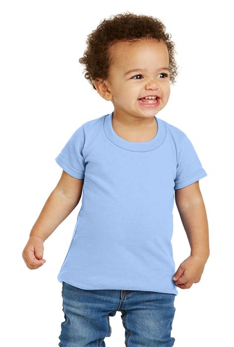 gildan 174 toddler heavy cotton 100 cotton t shirt 5100p 314 | 5100P lightblue model front 012016